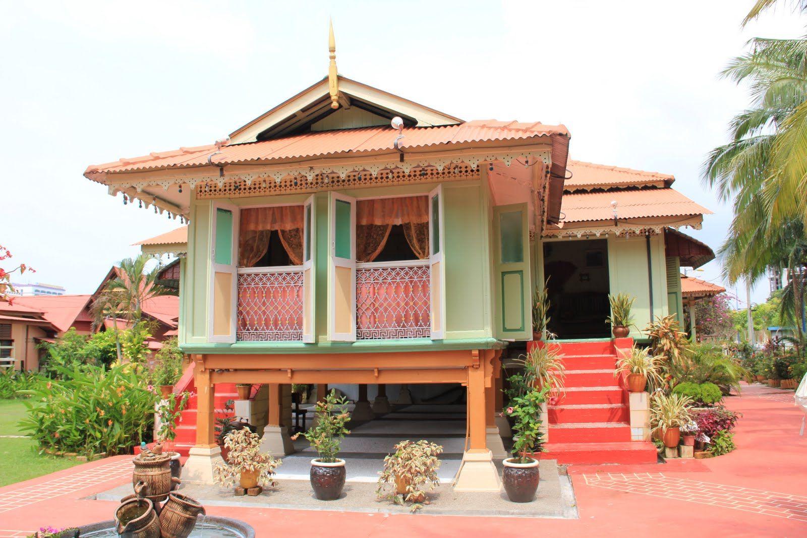 malay kampung house design Home Design 32+ Malay Kampung House Design Pictures