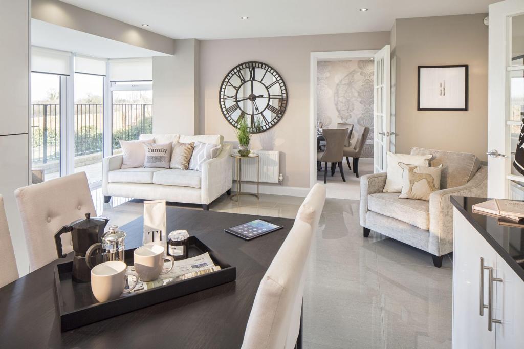 David Wilson Homes Chelworth Floor Plan