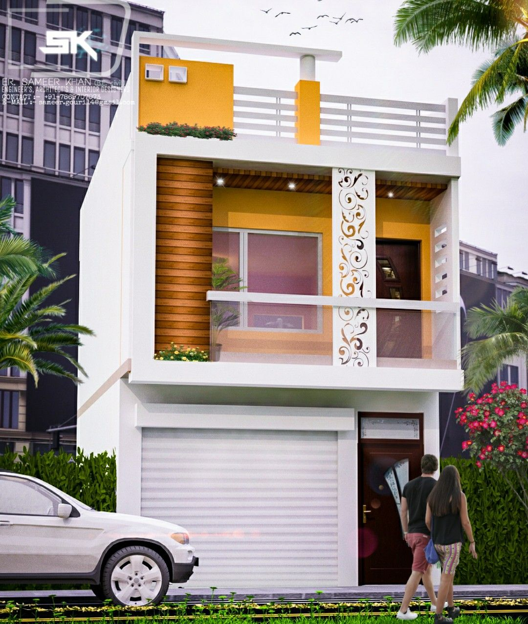 indian small house exterior design Home Design Download Indian Small House Exterior Design Gif