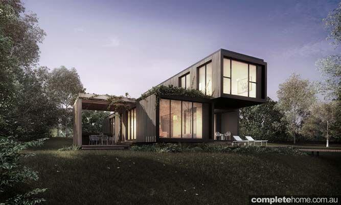 grand designs modular house Home Design View Grand Designs Modular House Gif