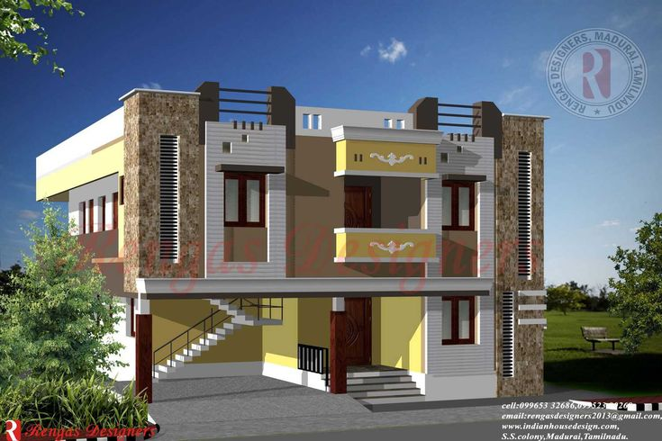 house elevation designs in tamilnadu Home Design 49+ House Elevation Designs In Tamilnadu Background