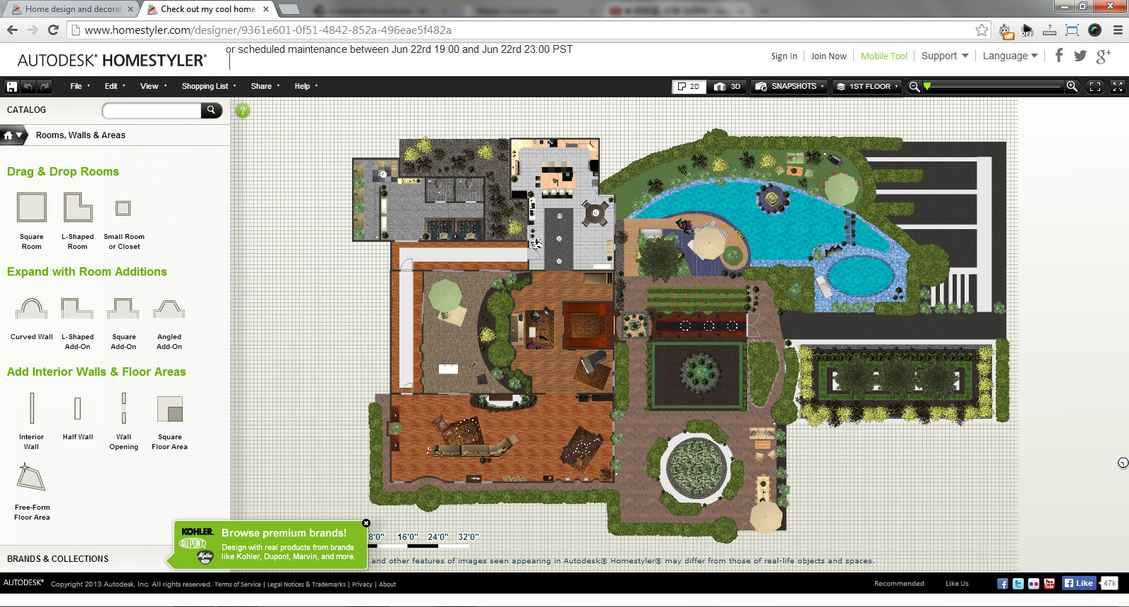 free house interior design software Home Design 15+ Free House Interior Design Software Background