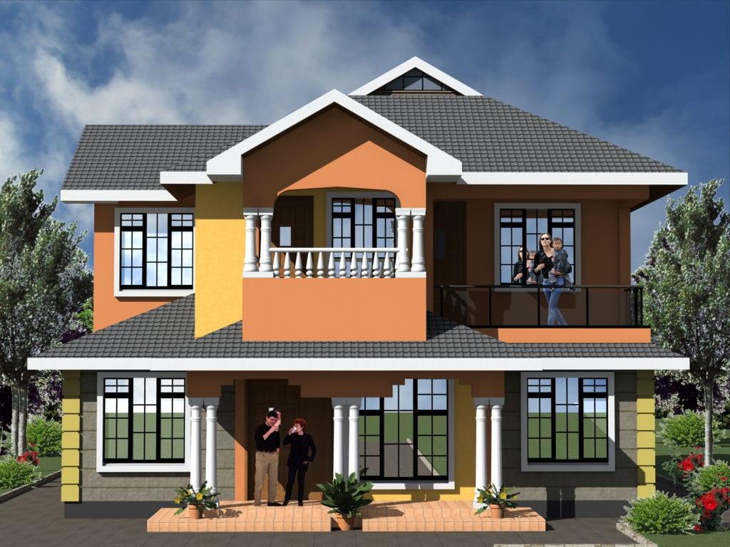 design for 4 bedroom house Home Design Design For 4 Bedroom House