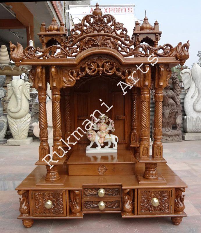wooden mandir design house Home Design Get Wooden Mandir Design House Pictures