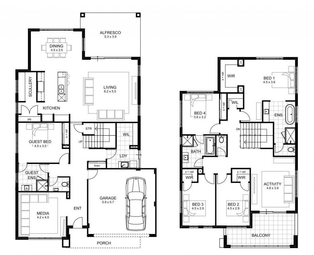 5 bedroom house designs perth Home Design 5 Bedroom House Designs Perth