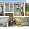 house design top view Home Design 15+ House Design Top View Gif