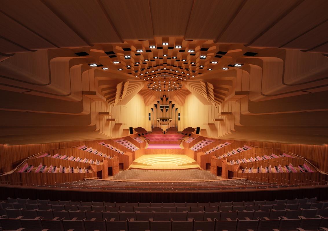 designed sydney opera house Home Design Designed Sydney Opera House