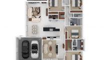 Design For 4 Bedroom House_4_bedroom_duplex_house_plans_4_bedroom_house_plans_one_story_4_bedroom_house_layout_ Home Design Design For 4 Bedroom House