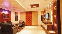 Indian House Hall Designs_hall_interior_hall_decoration_design_entry_hallway_table_ Home Design Indian House Hall Designs