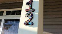 Mosaic Designs For House Numbers_door_numbers_house_number_ideas_brass_house_numbers_ Home Design Mosaic Designs For House Numbers