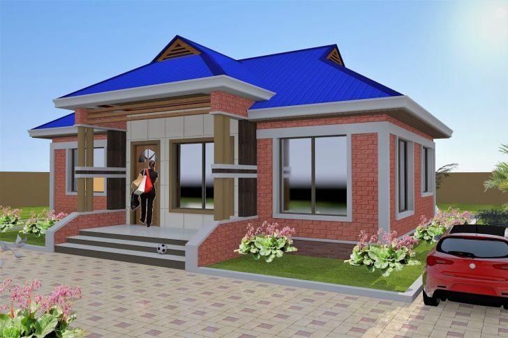 simple 3 bedroom house design Home Design Simple 3 Bedroom House Design