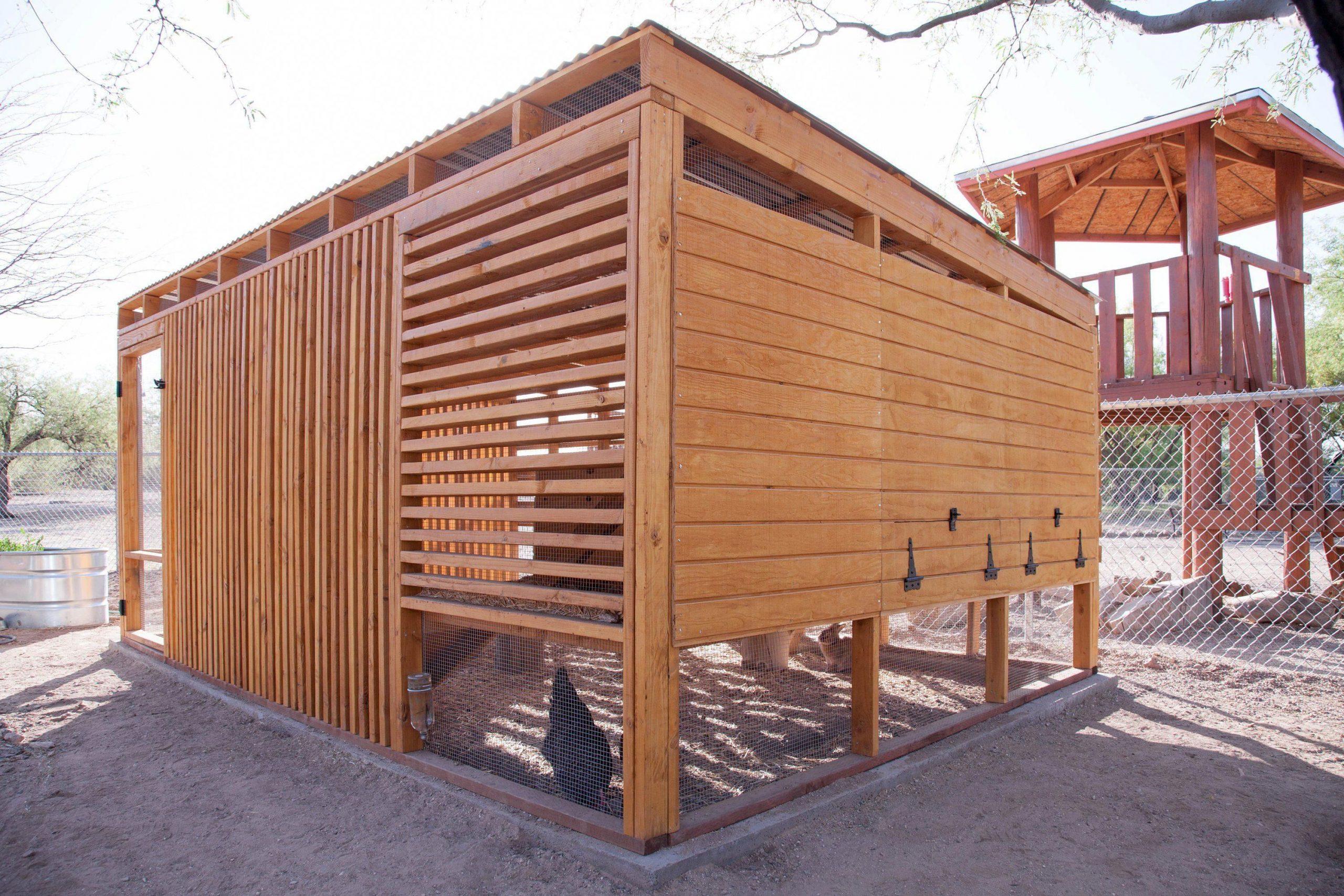 modern poultry house design Home Design Modern Poultry House Design