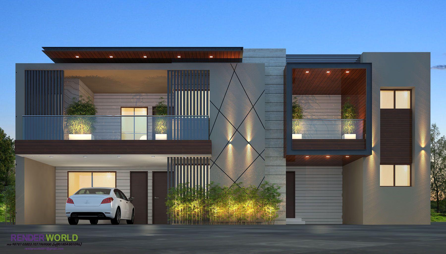 online house elevation design Home Design Online House Elevation Design