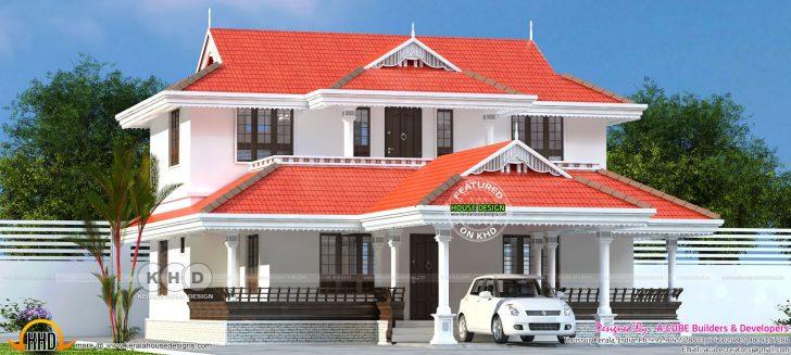 kerala house model design Home Design 11+ Kerala House Model Design Background