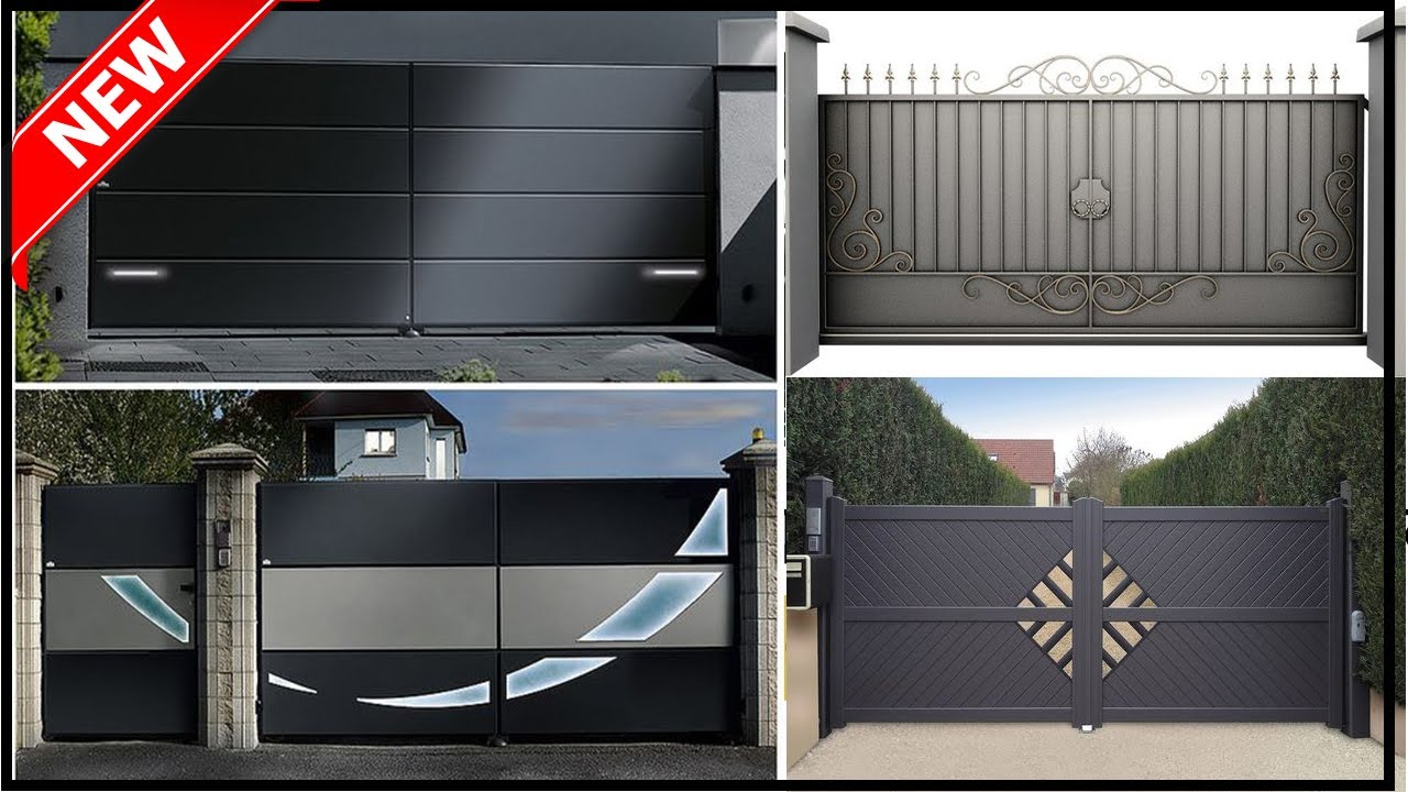 latest gate design house Home Design 14+ Latest Gate Design House PNG