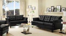 Black Leather Living Room Furniture_black_leather_living_room_chair_black_faux_leather_loveseat_red_and_black_leather_sofa_ Home Design Black Leather Living Room Furniture