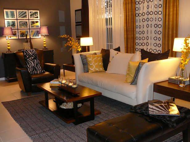 Grey And Brown Living Room_brown_sofa_grey_carpet_gray_and_brown_living_room_ideas_brown_couch_gray_walls_ Home Design Grey And Brown Living Room