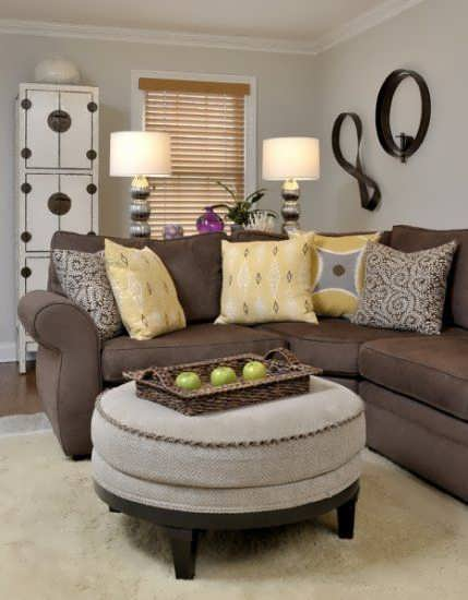 Grey And Brown Living Room_light_gray_walls_brown_couch_gray_walls_with_brown_furniture_brown_grey_and_white_living_room_ Home Design Grey And Brown Living Room