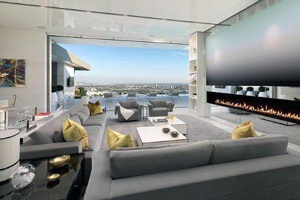 Living Room Ideas Modern-modern curtain designs for living room Home Design Living Room Ideas Modern