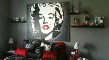 Marilyn Monroe Living Room_oversized_chair_sofa_set_occasional_chairs_ Home Design Marilyn Monroe Living Room