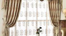 Valances For Living Room Windows-swag curtains for living room Home Design Valances For Living Room Windows