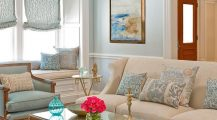 blue living room-light blue couch Home Design Blue Living Room
