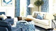 blue living room-navy living room Home Design Blue Living Room