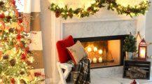 christmas living room-ceiling christmas decorations for living room Home Design Christmas Living Room