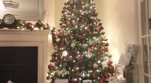 christmas living room-christmas living room ideas Home Design Christmas Living Room