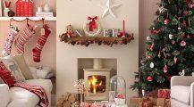christmas living room-living room xmas decor ideas Home Design Christmas Living Room