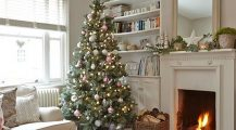 christmas living room-santas sitting room Home Design Christmas Living Room