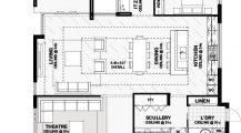 open-kitchen-living-room-house-plans-open-concept-kitchen-living-room-small-house Home Design open kitchen living room house plans